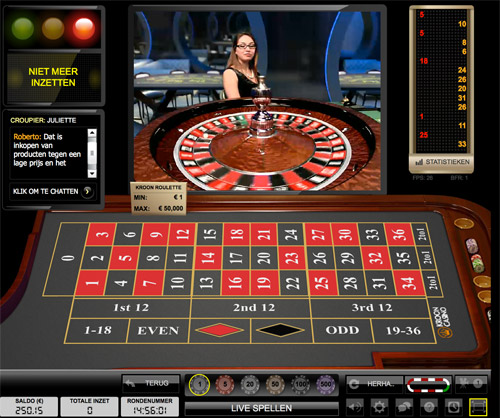 online internet casino sizziling hot