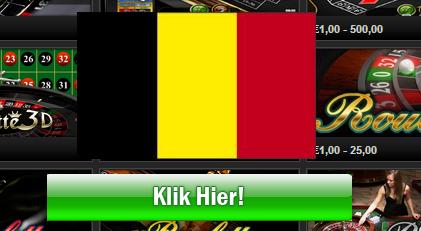 roulette spelen in belgie